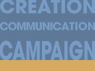 Creation campaign com