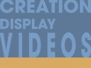 Création Display et Vidéo