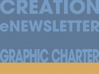 Creation e-newsletter – graphic charter
