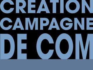 Création campagne de com